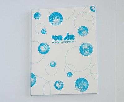 Jubileumsbok: 40 år av kamp och kärlek