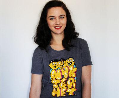 T-shirt: Nykterhet