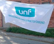 UNF-flagga